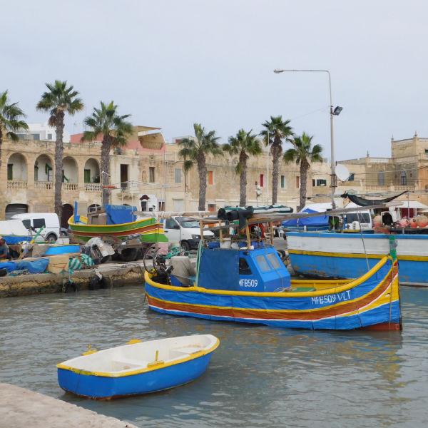MARTIs - Ortswechsel - Seminar - Malta